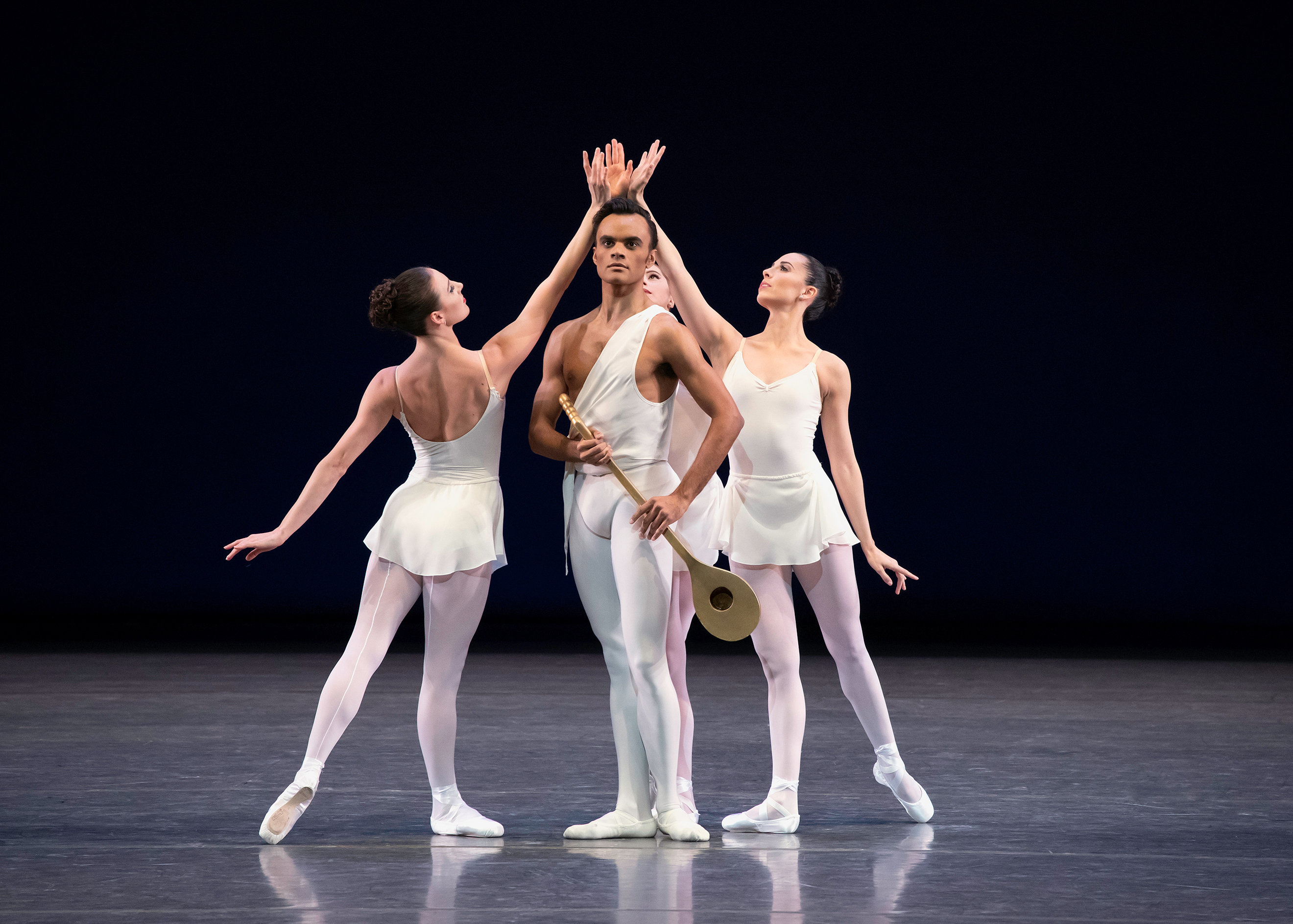 New York City Ballet is streaming a virtual spring season