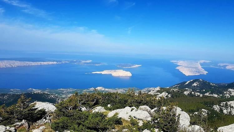 Zavizan Trail, National Park North (Sjeverni) Velebit
