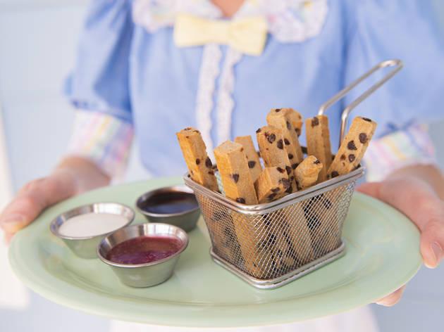 Disney cookie fries