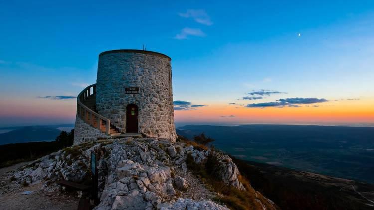 Trail roads in Croatia by Treking liga