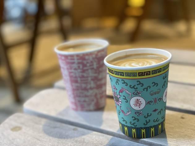 Halfway coffee, Mong Kok
