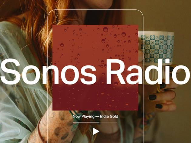 Sonos has launched a radio streaming service