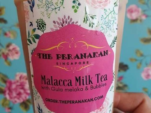 The Peranakan Malacca Milk Tea