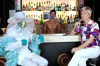 Pam Demic and Bob Downe on Live from Stonewall