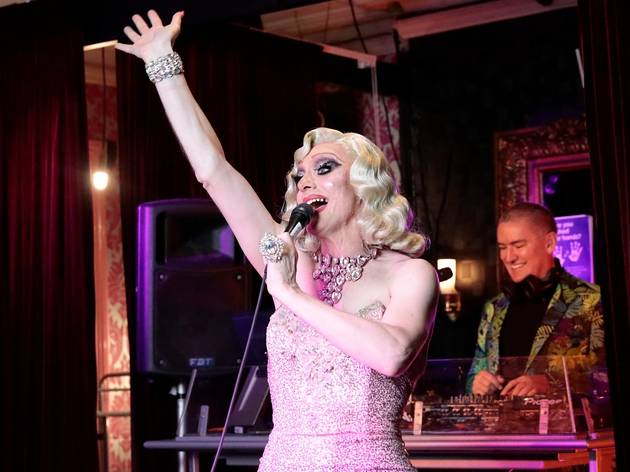Minnie Cooper on Live from Stonewall