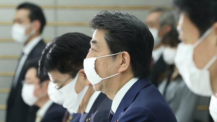Novel Coronavirus outbreak  / Japan