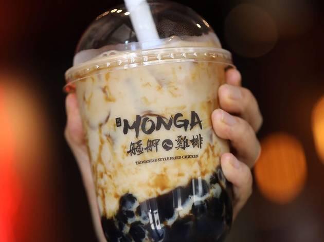 Monga Fried Chicken Black Dragon