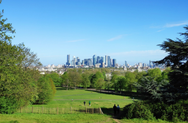 In pictures: Londoners share their sunny lockdown walks