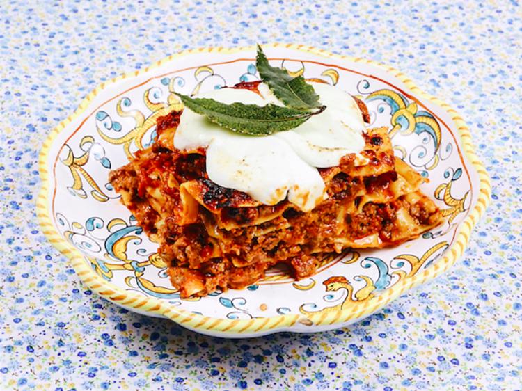 #FondDePlacard25 - Les Big Lasagna de Big Mamma