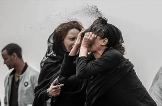 'Relative Mourns Flight ET 302 Crash Victim' (Mulugeta Ayene, World Press Photo 2020)