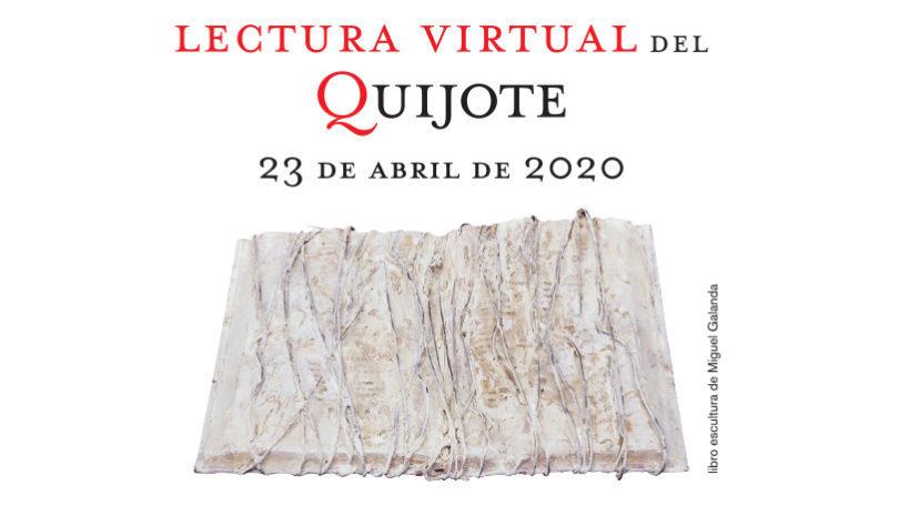 Lectura virtual del Qujote