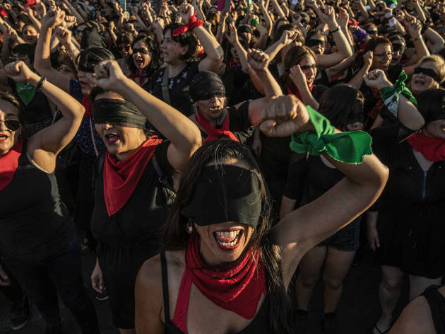 'Chile: The Rebellion Against Neoliberalism' (Fabio Bucciarelli, World Press Photo 2020, General News, Stories, 2nd Prize)