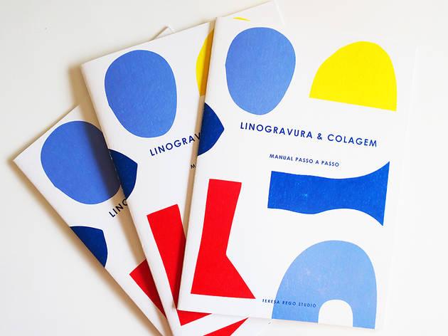 Teresa Rego, workshop, ilustração, colagem