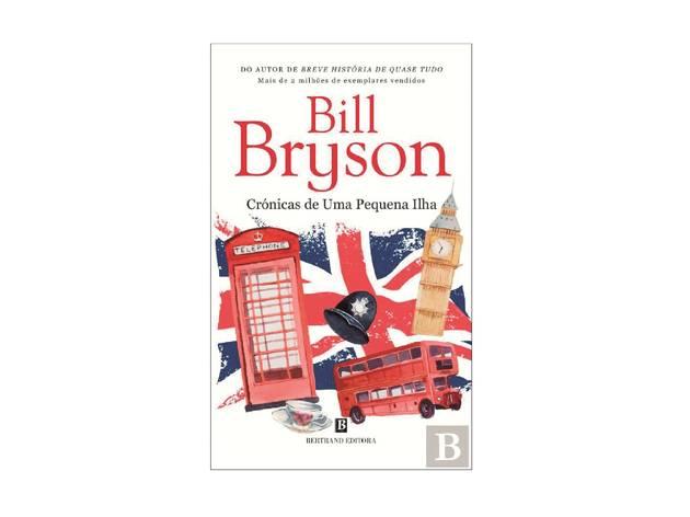 Livro, Leitura, Crónicas de Uma Pequena Ilha, Bill Bryson