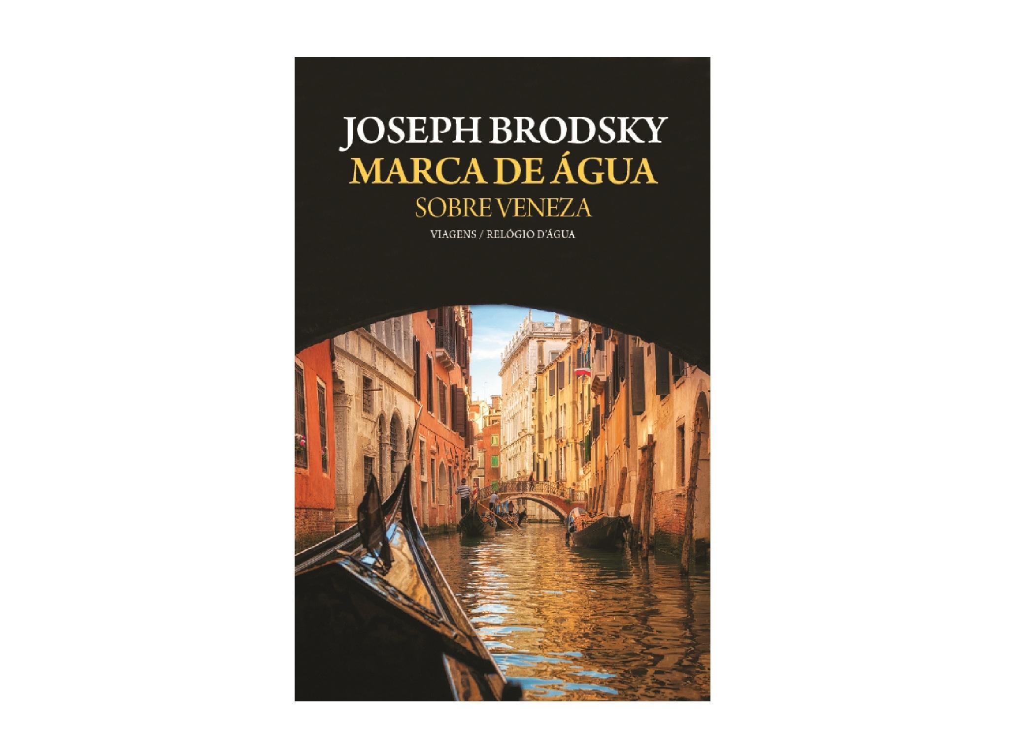 Livro, Leitura, Marca de Água, Joseph Brodsky