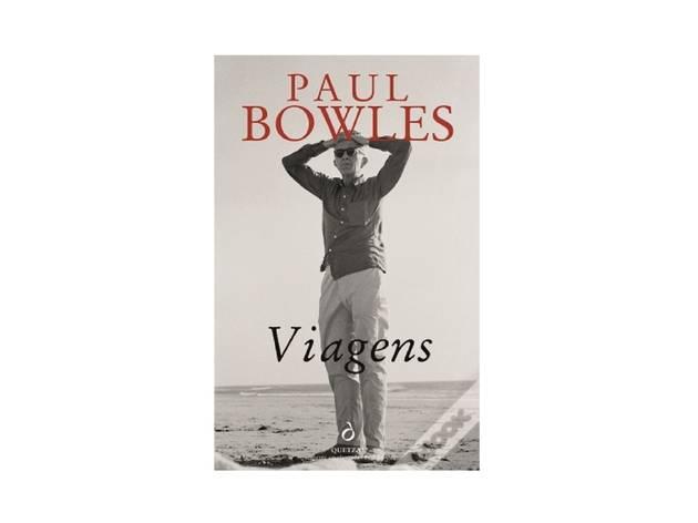 Livro, Leitura, Viagens, Paul Bowles