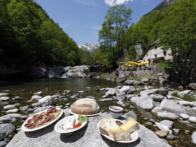 Ticino's finest foodie holidays
