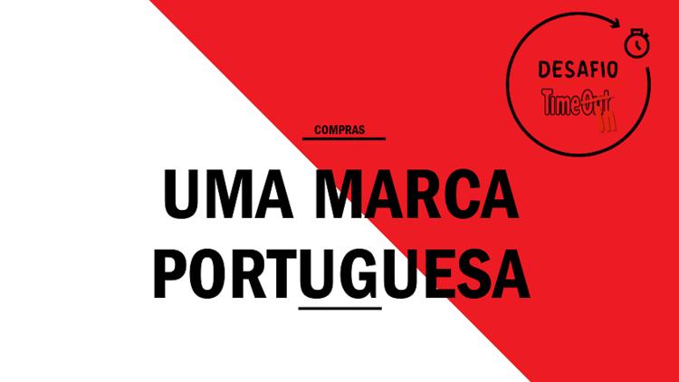 Desafio Time in: uma marca portuguesa por dia