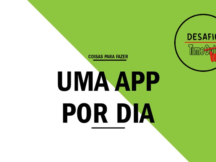 Desafio Time In: uma app por dia
