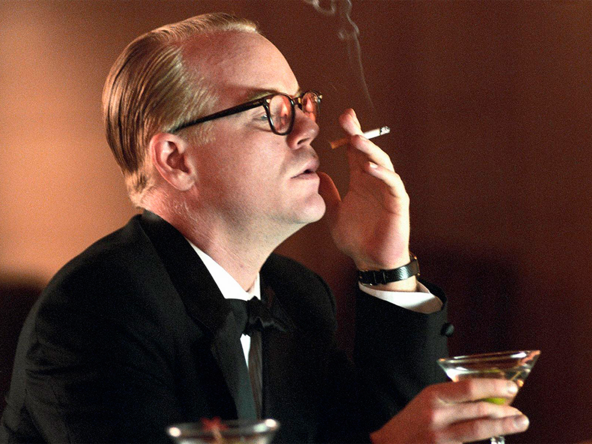Philip Seymour Hoffman ('Truman Capote')