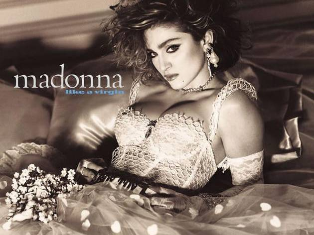 Madonna, Like a Virgin, LP, vinil, Louie Louie
