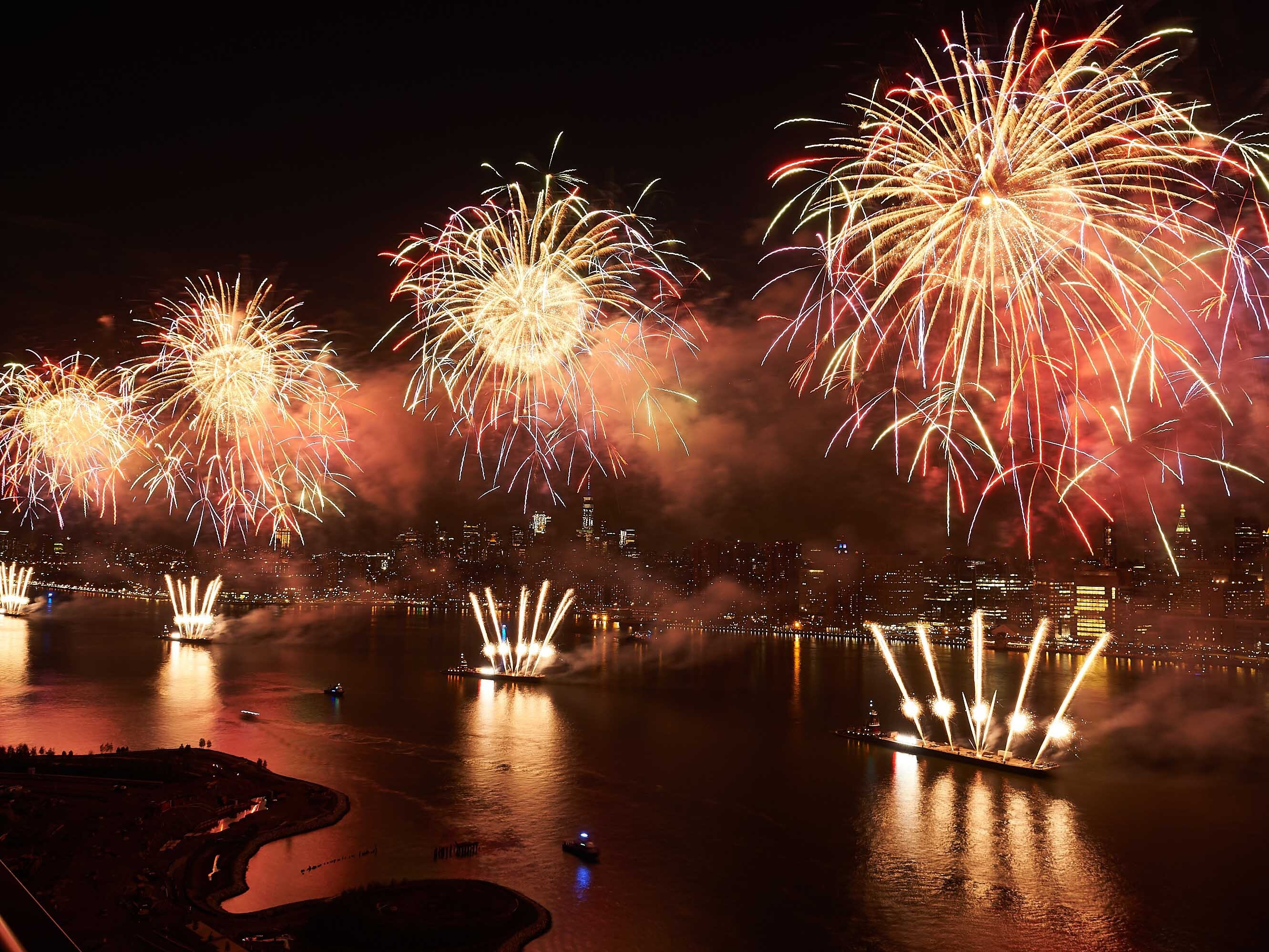How to watch the 4th of July fireworks in NYC