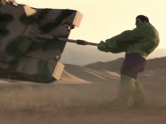 Hulk llega a Netflix
