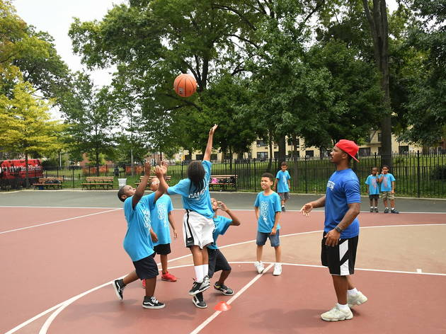 NYC Parks suspends camp