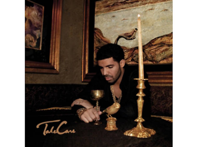 Drake Take Care album cover