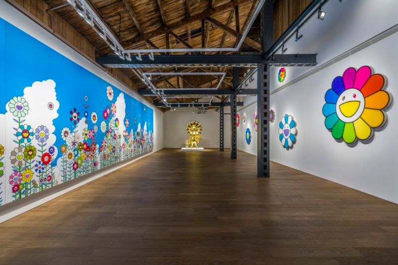 See over 60 art exhibitions with Galerie Perrotin's virtual gallery visits