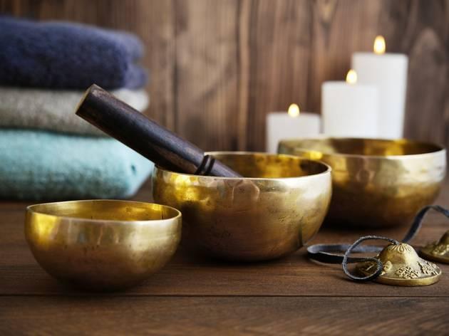 Singing Bowls meditation