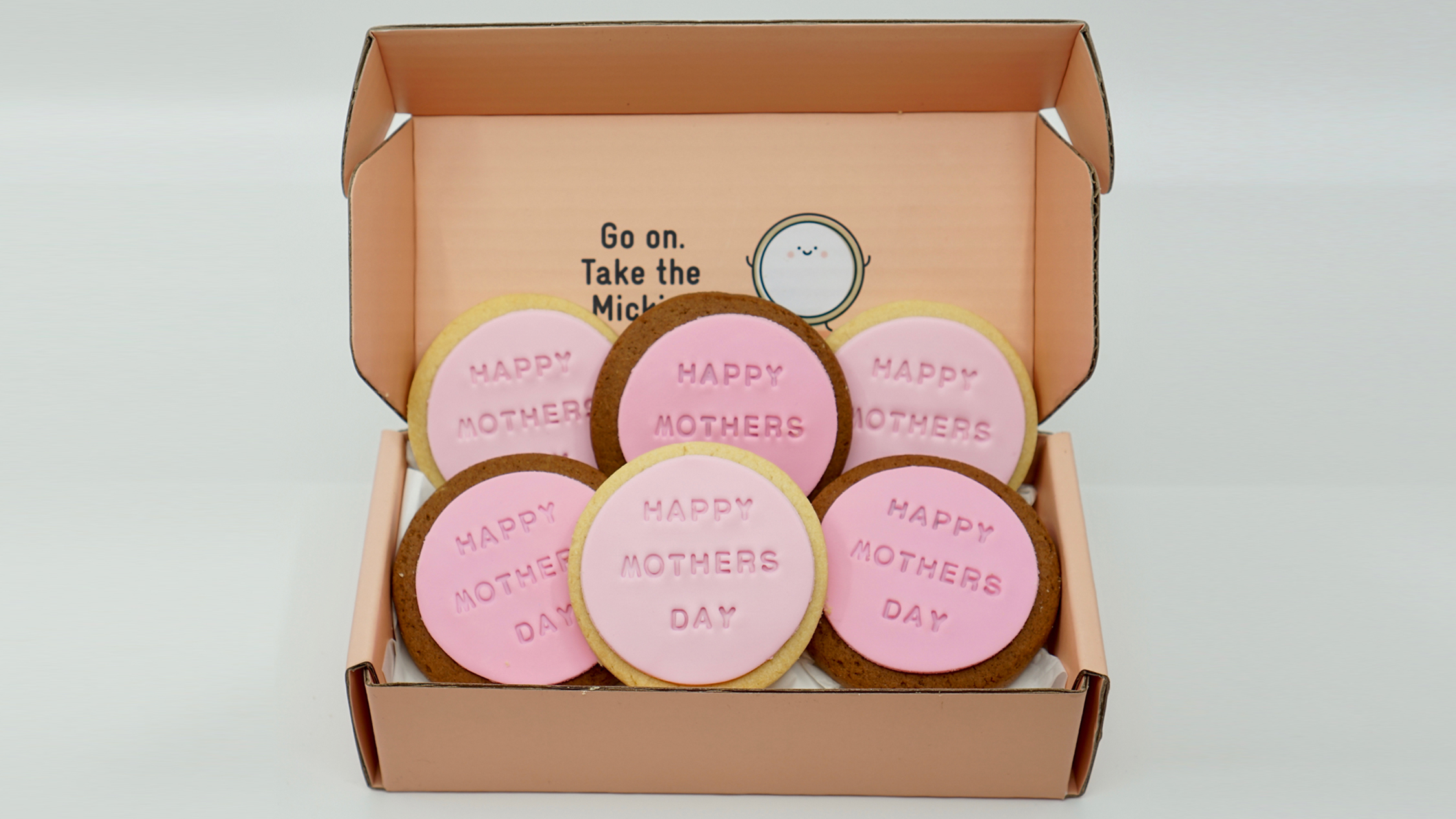 Sweet Mickie Mother's Day cookies