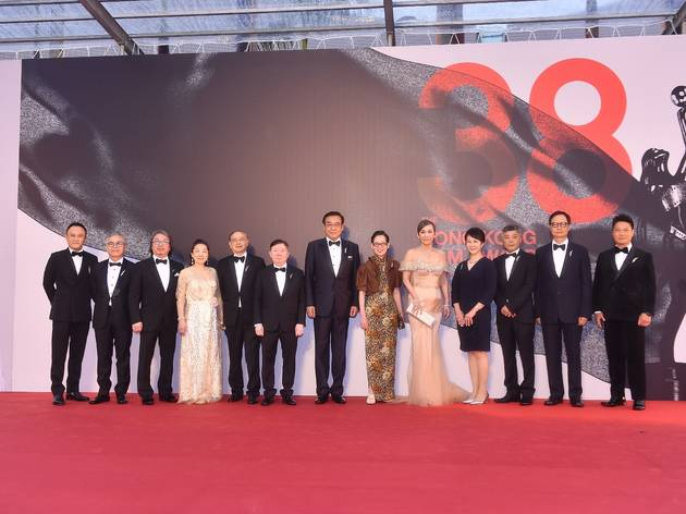 38th hong kong film awards, board of directors