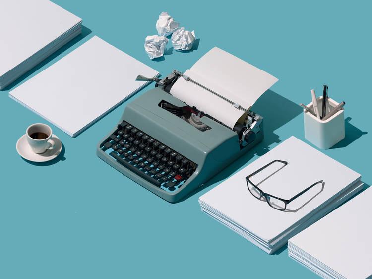 Consejos, libros y cursos para empezar a escribir