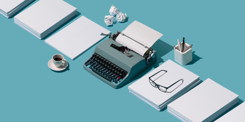 Consells, llibres i cursos per començar a escriure