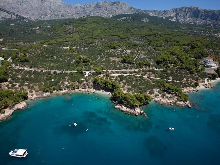 Take an island or inland excursion