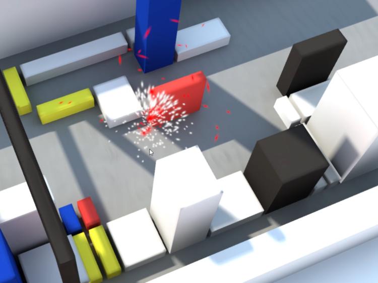S'éclater avec le tout premier jeu vidéo du Centre Pompidou