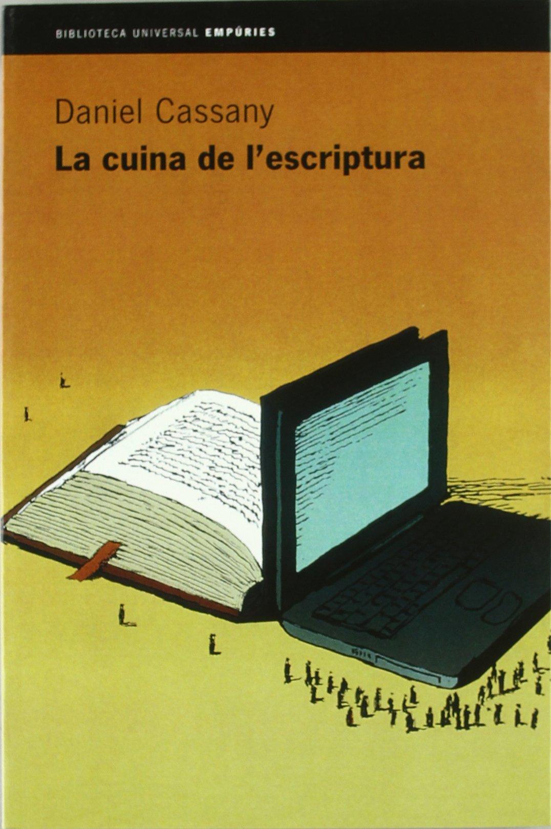 'La cuina de l'escriptura', Daniel Cassany