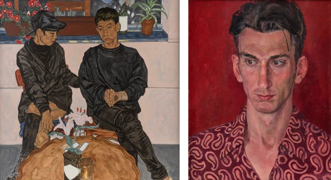 The National Portrait Gallery is putting the BP Portrait Award online