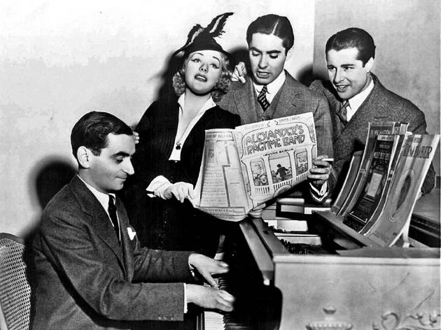 Música, Compositor, Irving Berlin