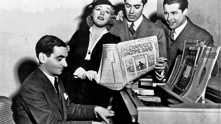 Música, Compositor, Irving Berlin