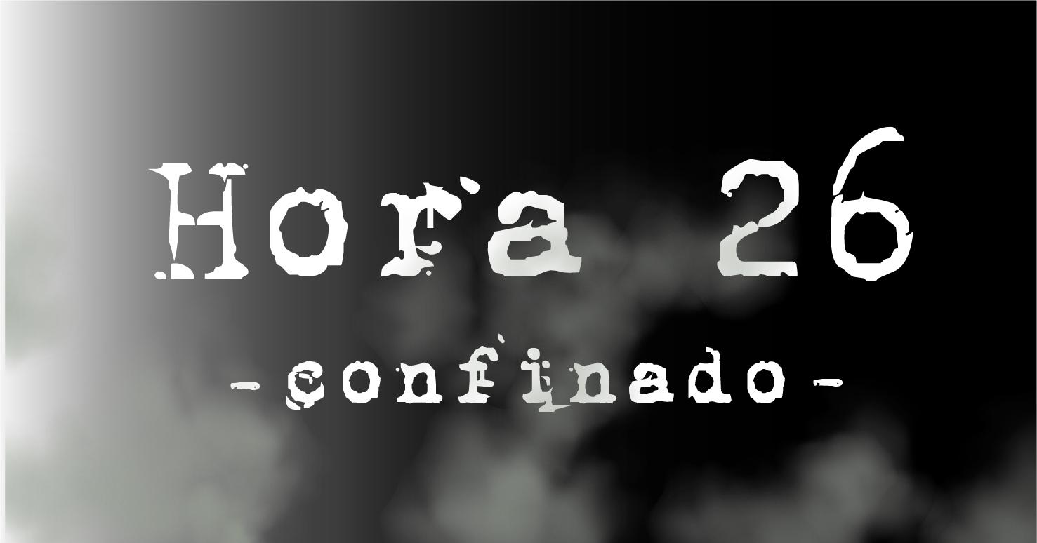 Escape room virtual Hora 26