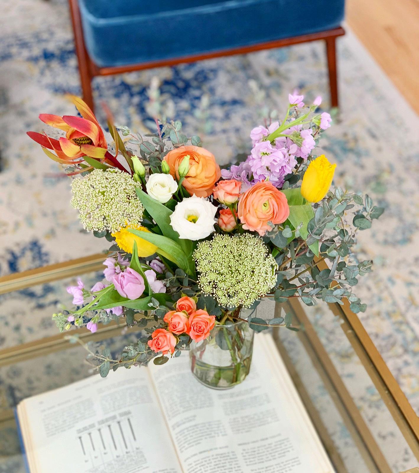 fleur, flower, flower shop, flowers, florist, logan square, bouquet, blooms