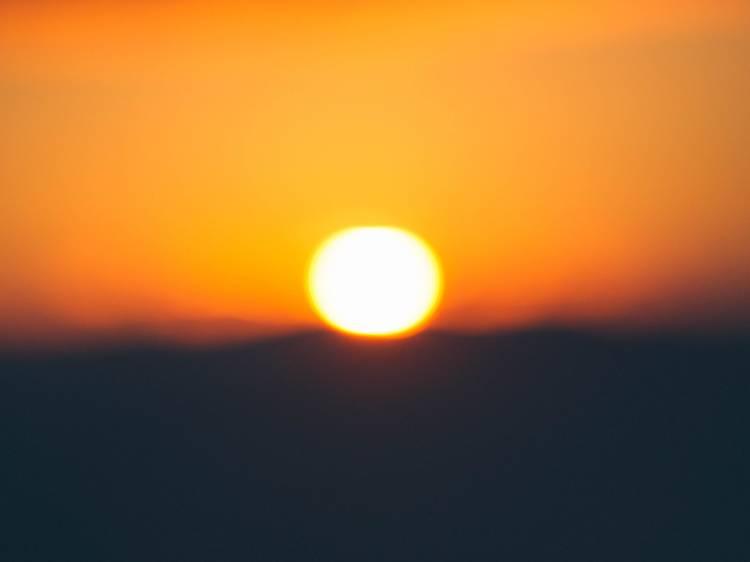 Correr atrás do Sol