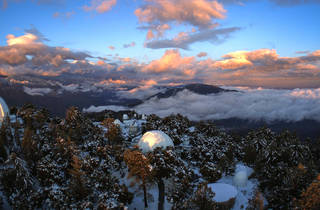 Mt. Wilson Observatory webcam