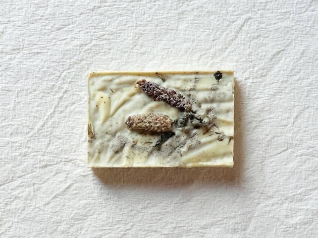 Giesta, sabonete artesanal, marca portuguesa, rosmaninho e argila