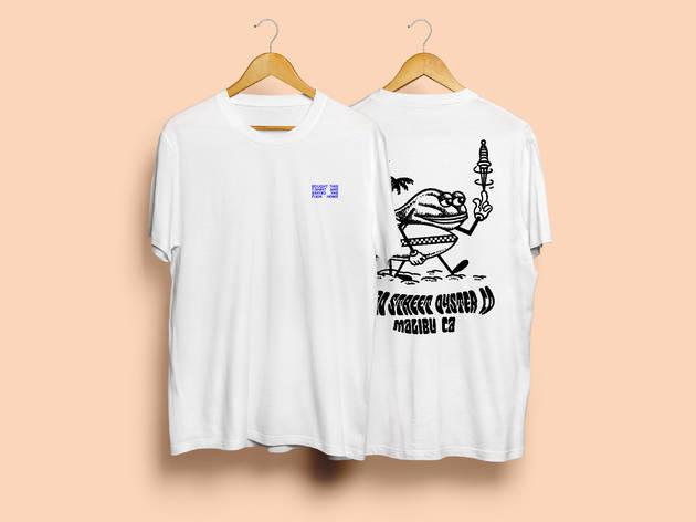 This T-Shirt restaurant fundraiser
