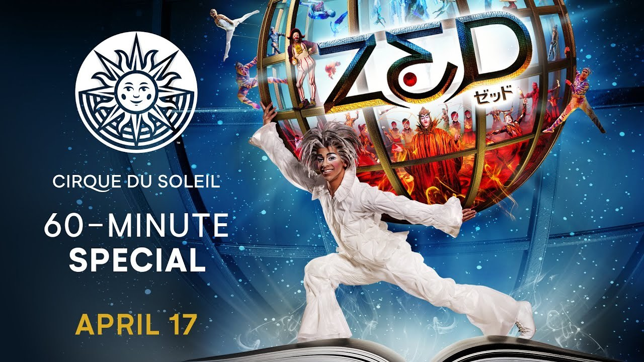 Cirque du Soleil - Zed