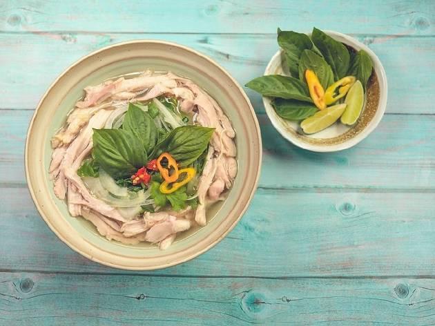 Pho Woo Viet  food