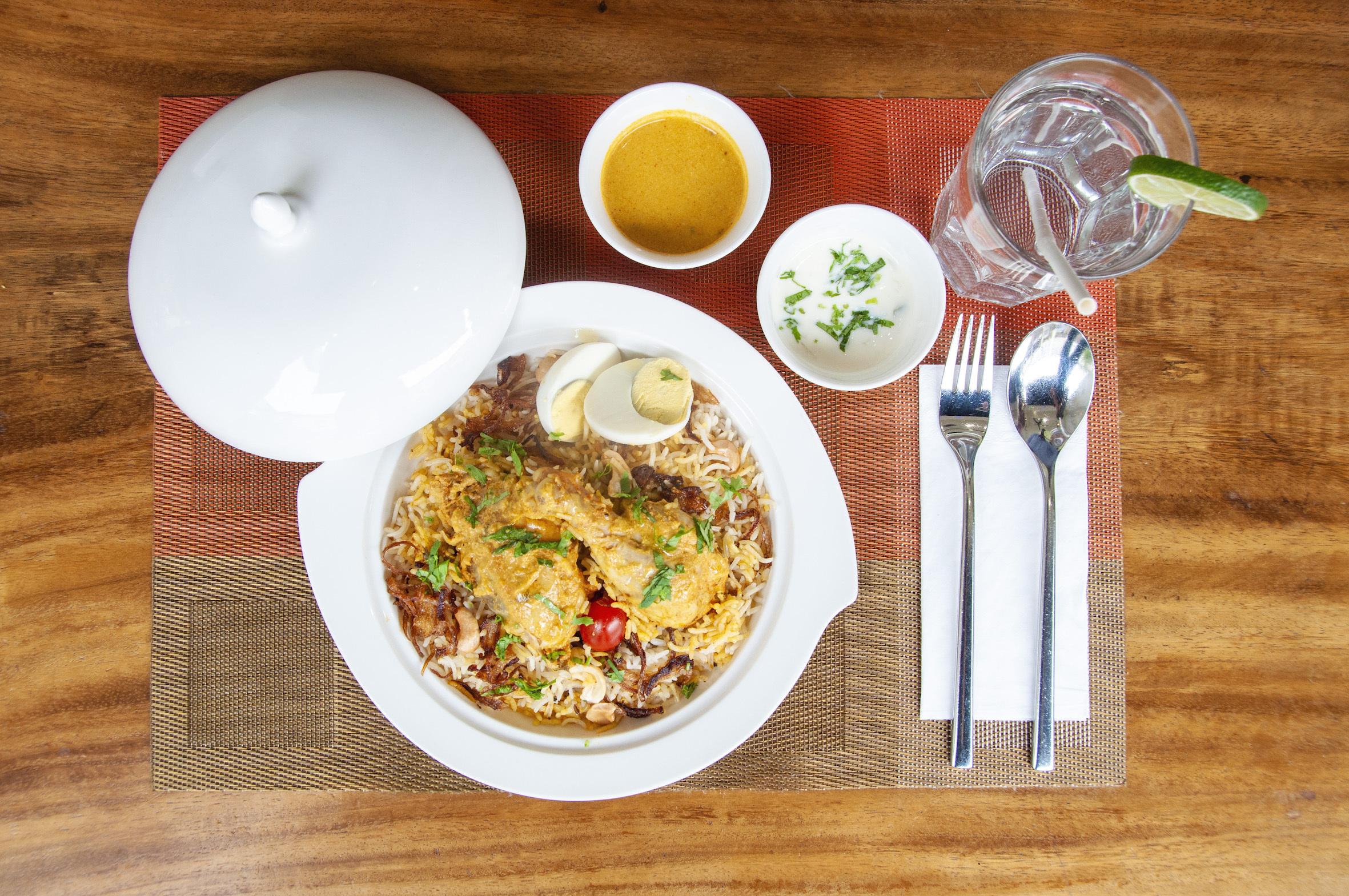 Mr Biryani Kampong Chicken Biryani